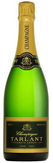 Bottle Champagne Cuvee Reserve Tarlant