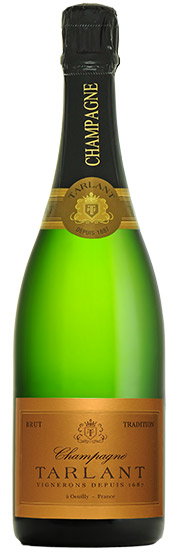 Botella Champagne Cuvée Tradition Tarlant