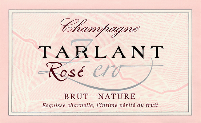 Label: Rosé Zéro